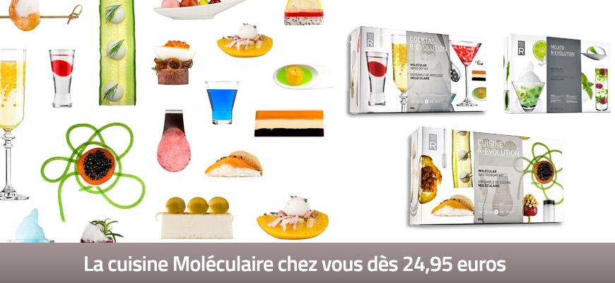 Touslescadeaux id es cadeaux homme et femme - Coffret cuisine moleculaire ...