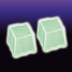2 Glaçons Phosphorescents