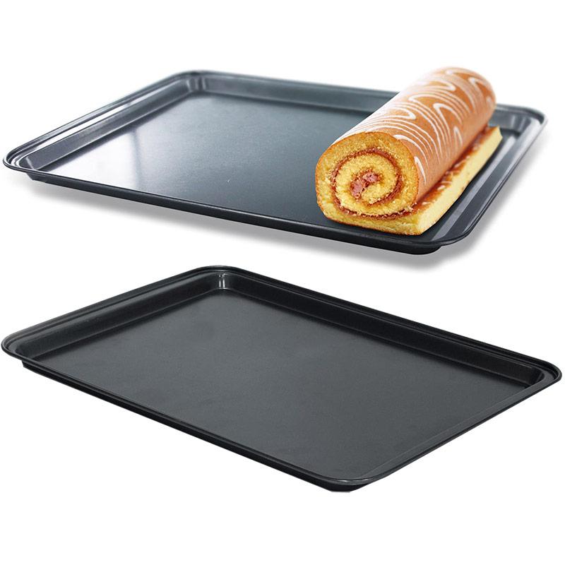 2 plaques g noise en m tal patisserie cuisine - Plaque a genoise en silicone ...