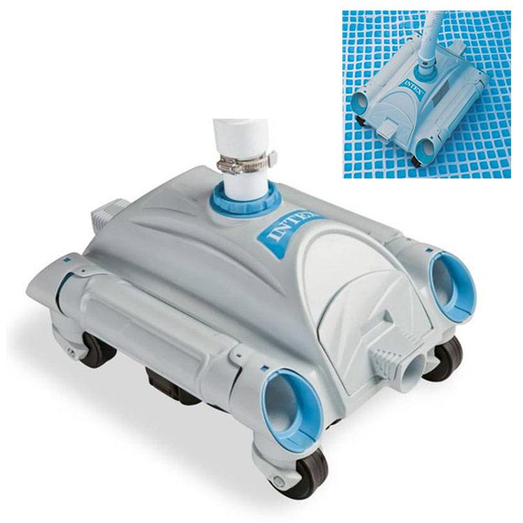 robot piscine intex nettoyeur fond piscine syst me venturi. Black Bedroom Furniture Sets. Home Design Ideas