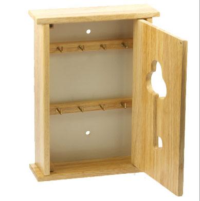 boite cl s en bois rangement id al pour ses cl s. Black Bedroom Furniture Sets. Home Design Ideas