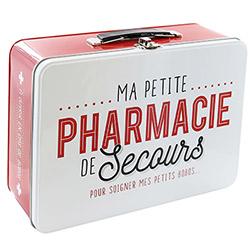 Petite Boîte à Pharmacie