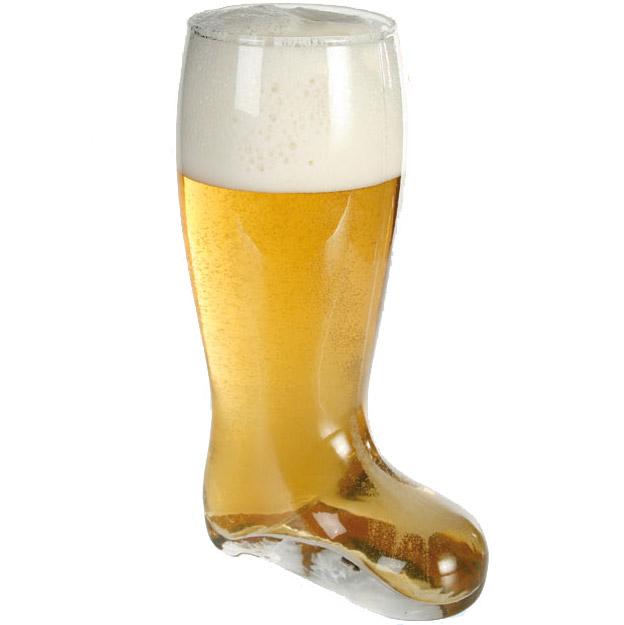 Botte bi re chope verre bi re g ant 800 ml en verre ebay - Pinte de biere en ml ...