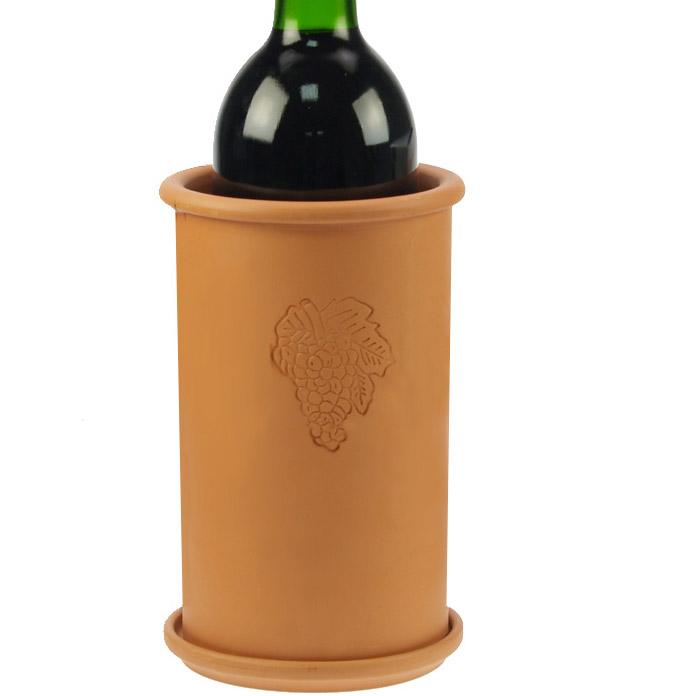 brique vin en terre cuite pour conserver le vin au frais. Black Bedroom Furniture Sets. Home Design Ideas