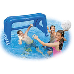 Jeu de Water Polo Football Gonflable