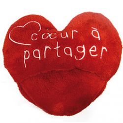 Chausson Gant Coeur