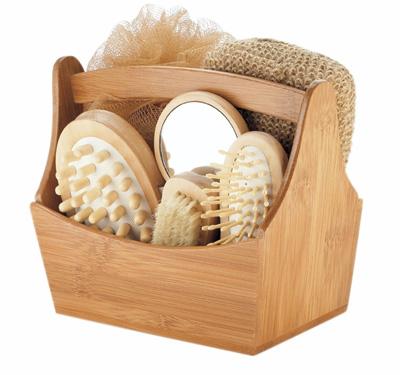 coffret bien tre bain et massage spa bamboo. Black Bedroom Furniture Sets. Home Design Ideas