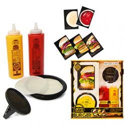 Coffret Burger Maison avec Accessoires et Recettes