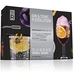 Coffret Kit Cocktail Gin & Tonic Moléculaire