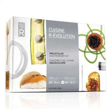 Coffret Kit Cuisine Moléculaire avec DVD