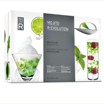 Coffret Kit Cocktail Mojito Moléculaire