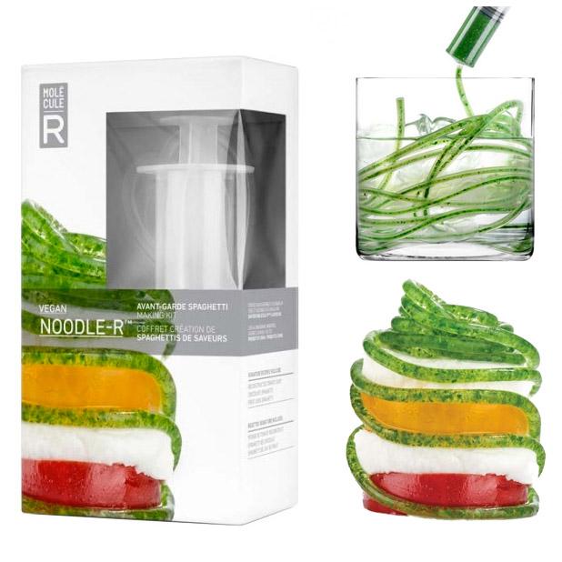 kit coffret de cuisine mol culaire spaghettis de saveurs avec recettes ebay. Black Bedroom Furniture Sets. Home Design Ideas
