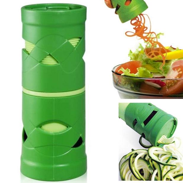 Coupe l gumes spirale multifonctions id al pour tous vos l gumes - Coupe legumes multifonction ...