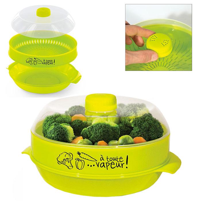 Cuit vapeur sp cial micro ondes cuit vapeur vert ebay - Cuit vapeur micro onde ...