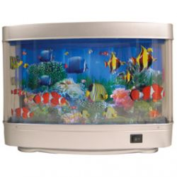 Ecran Lumineux Anim Aquarium