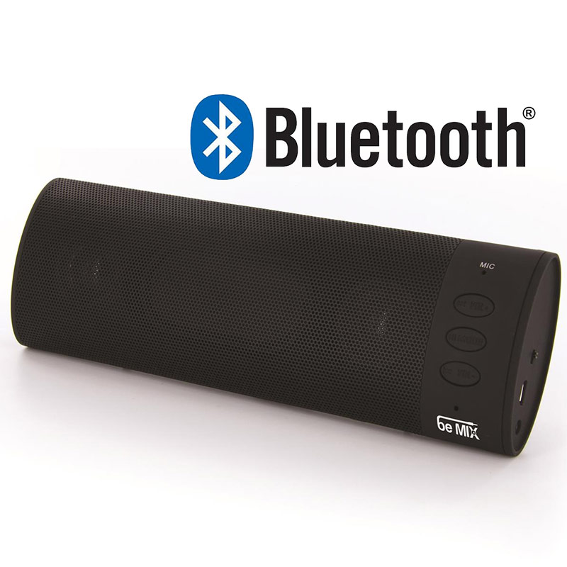 enceinte portable bluetooth avec kit main libre. Black Bedroom Furniture Sets. Home Design Ideas