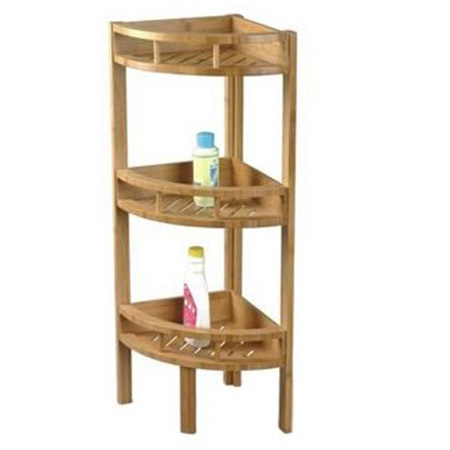 etag re d 39 angles de rangement design en bambou. Black Bedroom Furniture Sets. Home Design Ideas