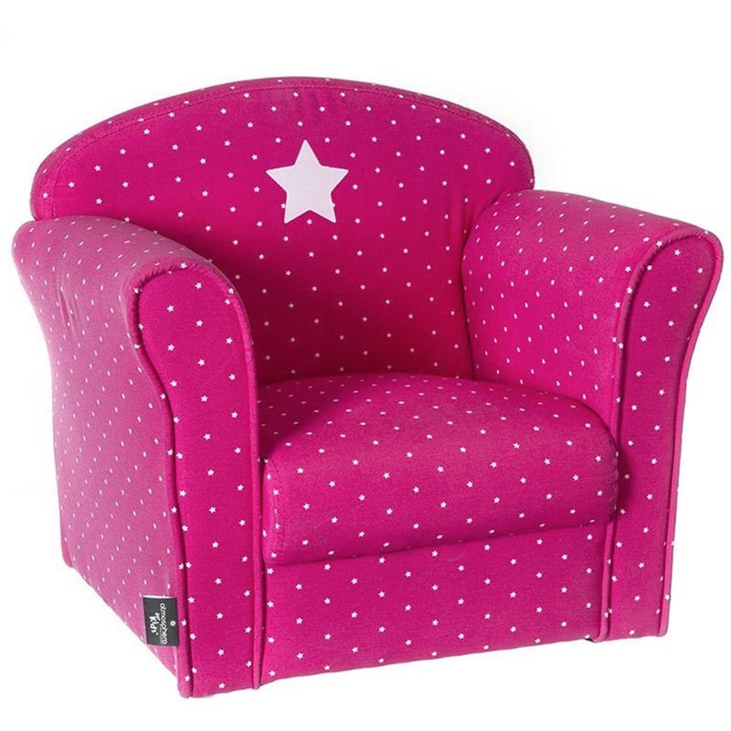 fauteuil pour enfant rose. Black Bedroom Furniture Sets. Home Design Ideas