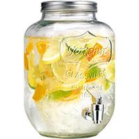 Fontaine à boisson en Verre 4 Litres