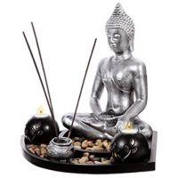 Coffret Zen avec grande Statuette Bouddha