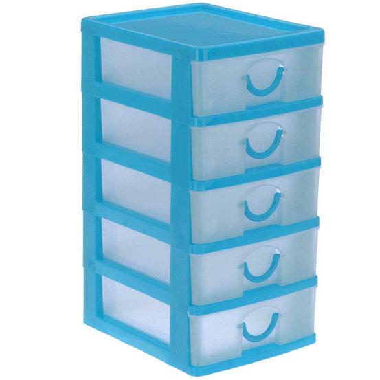 bloc avec boites de rangement 5 tiroirs. Black Bedroom Furniture Sets. Home Design Ideas