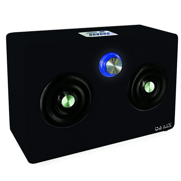 grande enceinte radio bluetooth usb vga sd 20w. Black Bedroom Furniture Sets. Home Design Ideas