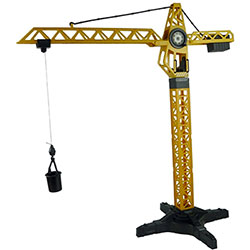 Grue Rotative de Chantier Enfant