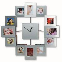 Horloge Cadre Photo