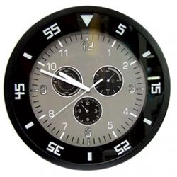 Horloge Design Chrono
