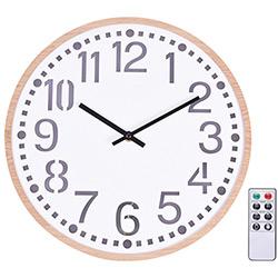 Horloge Murale Lumineuse 12 LED avec télécomande