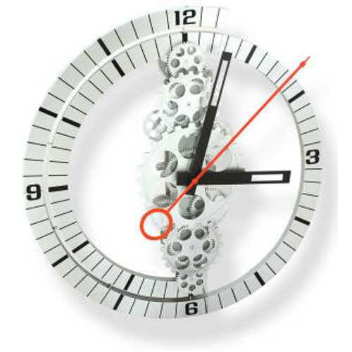 Horloge murale gearup super 24 39 39 - Horloge murale 60 cm ...
