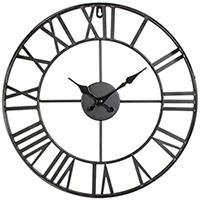 Horloge Murale Vintage en Métal
