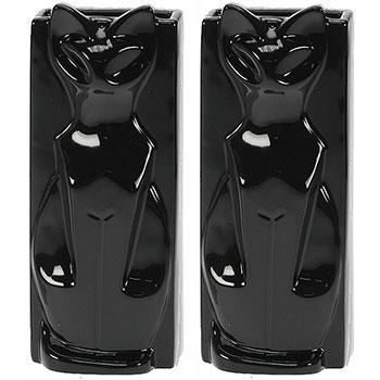 2 humidificateurs pour radiateur en c ramique design chat - Humidificateur pour radiateur ...