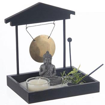Jardin Zen Bouddha Gong
