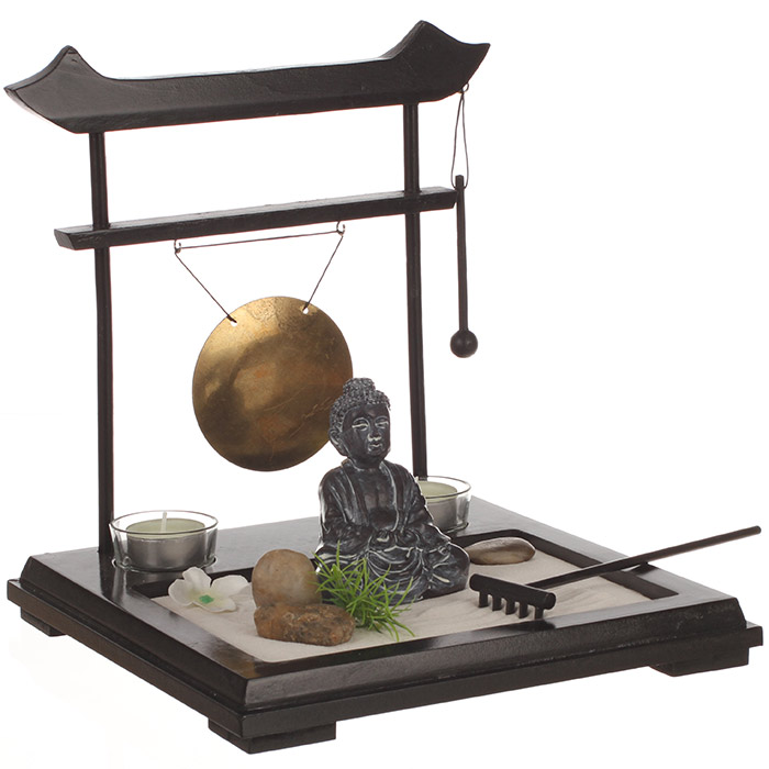 Jardin zen feng shui d co d int rieur d coration for Deco jardin zen interieur