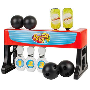 Jeu de Bowling et Tir 2 en 1