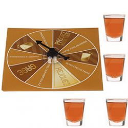 Jeu de roulette  boire Take A Drink