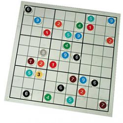 Jeu de Sudoku en Verre