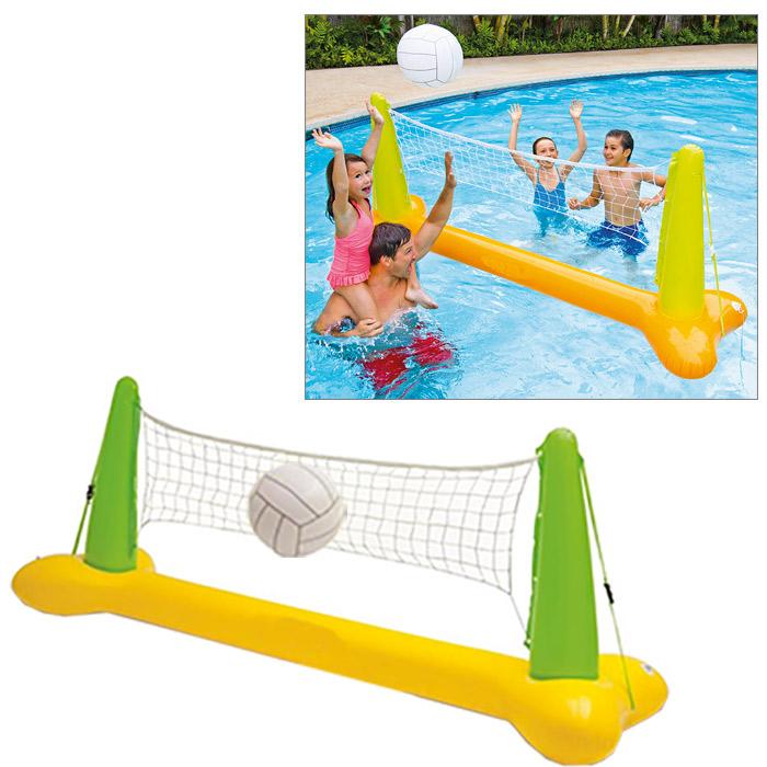 Jeu de volley piscine for Jeu de piscine