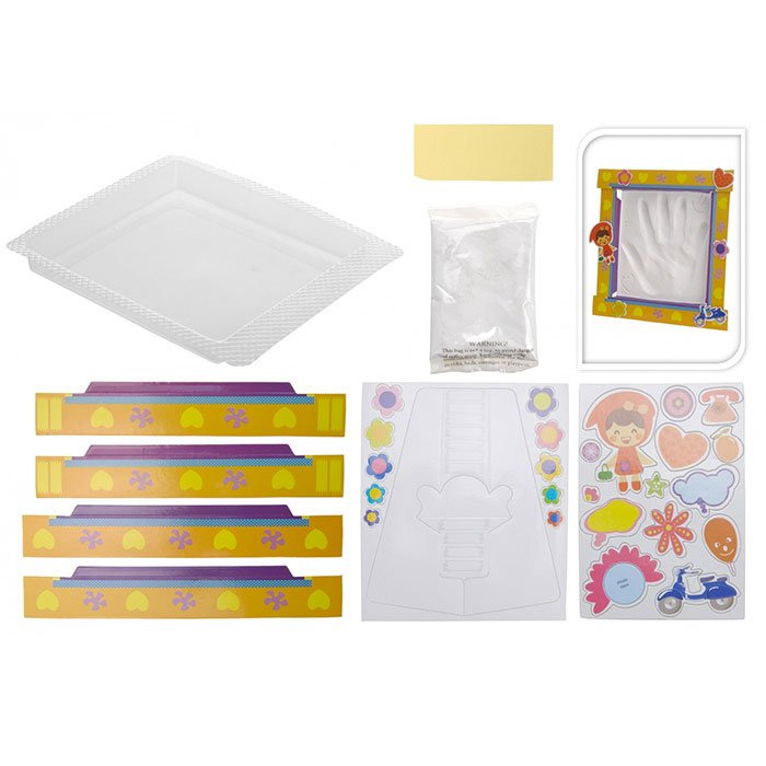 kit de moulage en pl tre pour chambre d 39 enfant ou de b b. Black Bedroom Furniture Sets. Home Design Ideas