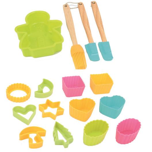 kit de patisserie p 39 tit chef pour enfant. Black Bedroom Furniture Sets. Home Design Ideas