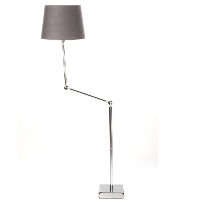Lampe lampadaire liseuse avec bras articul 185 cm - Lampe avec bras articule ...