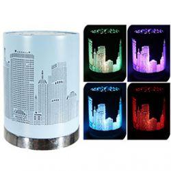 Lampe d'ambiance LED qui change de couleur