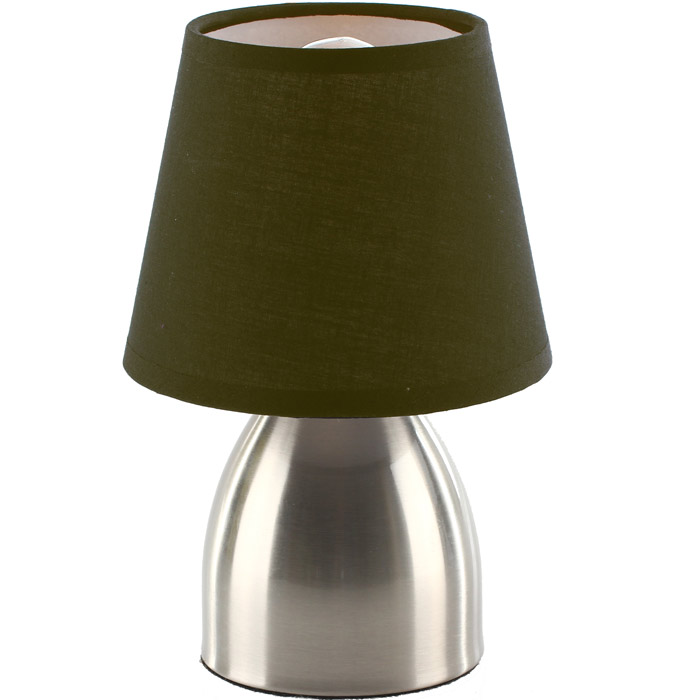 Lampe de chevet sensitive touch - Lampe de chevet chocolat ...