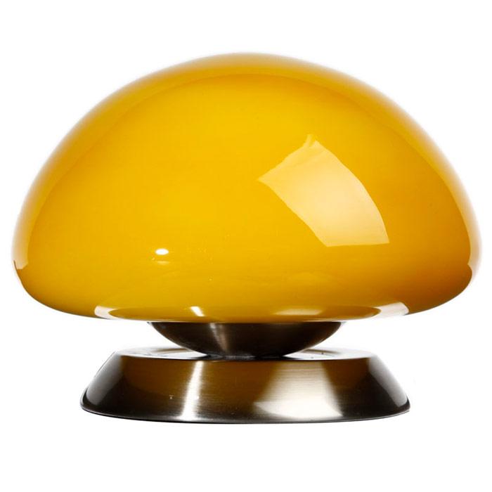 Lampe sensitive touch ufo ovni champignon jaune ebay - Lampe touch champignon ...