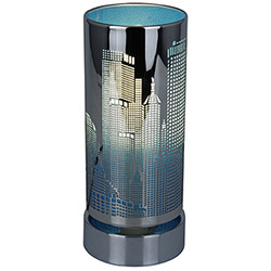 Lampe Tactile Cylindrique