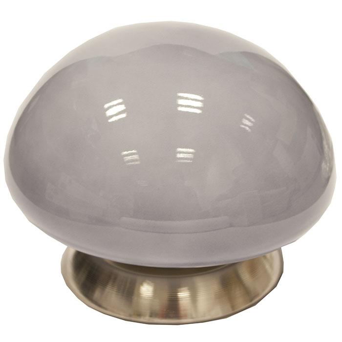 Lampe sensitive touch ufo ovni champignon gris - Lampe touch champignon ...