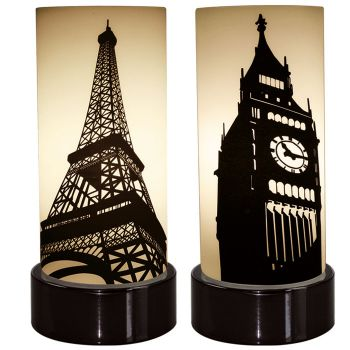 Lampe Touch City