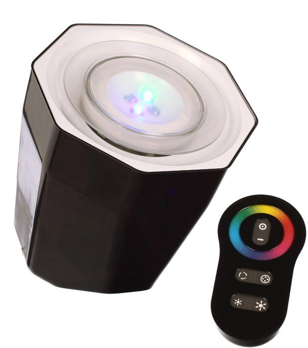Lampe d 39 ambiance variation de couleurs avec t l commande - Lampe avec telecommande ...