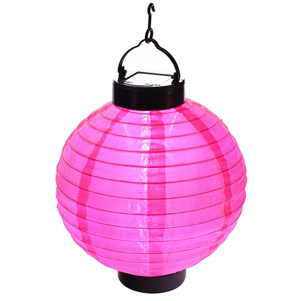 lanterne solaire lampion led boule chinoise. Black Bedroom Furniture Sets. Home Design Ideas